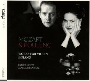 Mozart & Poulenc-Violine & Klavier
