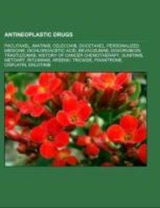 Antineoplastic drugs