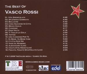 Best Of Vasco Rossi