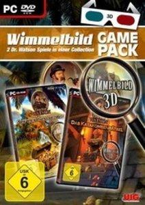 Wimmelbild Game Pack 3D - Dr. Watson 1+2