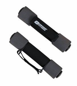 Schildkröt Fitness 960009 - Soft Hanteln Aerobic 1.0 Kg Set, ant
