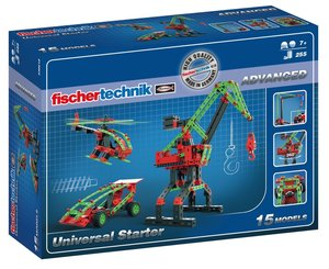 Fischertechnik 536618 - Konstruktionsspielzeug, Universal Starte
