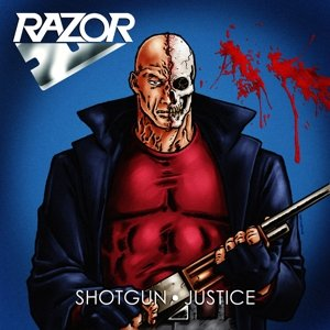 Shotgun Justice (Ltd.Blue/Red Splatter Vinyl)