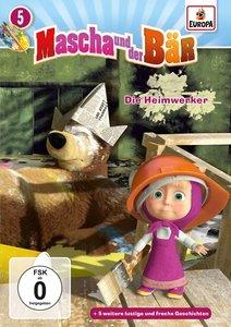 Mascha und der Bär 05. Die Heimwerker