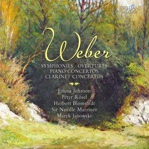 Symphonies,Overtures