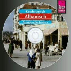 Albanisch Aussprachetrainer. Kauderwelsch-CD