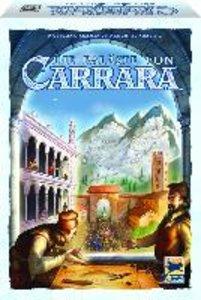 Die Paläste von Carrara, Hans im Glück Spiel