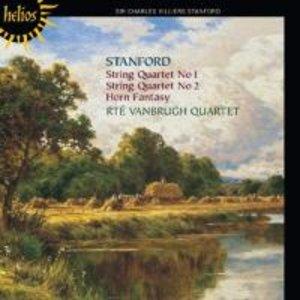 Streichquartette 1 & 2/Fantasie f.Horn Quint.