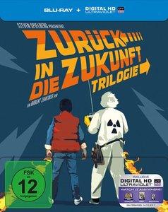 Zurück in die Zukunft - Trilogie. 30th Anniversary Edition - Ste
