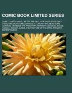 Comic book limited series