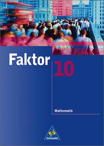 Faktor 10. Schülerband. Realschule. Rheinland-Pfalz
