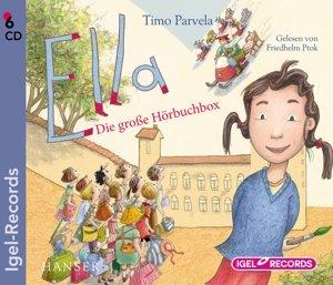 Ella. Die große Hörbuchbox