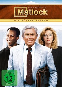 Matlock - Season 5