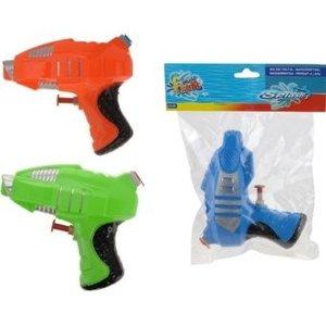 Spielstabil 8845 - kleine Spritzpistole, Wasserpistole, 1 Stück,