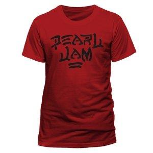 Red Logo (T-Shirt,Rot,Größe L)