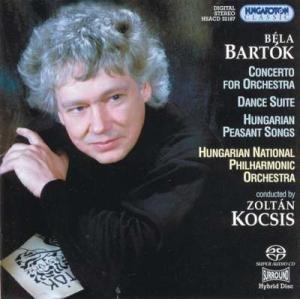 Konzert Für Orchester/+Tanzsuite/Ungar.Lieder