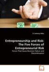 Entrepreneurship and Risk: The Five Forces of Entrepreneurial Ri