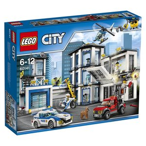 LEGO® City 60141 - Polizeiwache