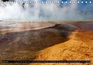 Friederich, R: Naturschauspiele im Yellowstone Nationalpark