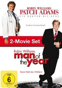 Man of the Year & Patch Adams