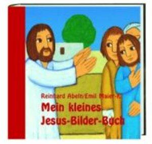 Mein kleines Jesus-Bilder-Buch