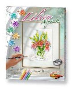 Noris 602120689 - MNZ Lilien Aquarell