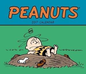 Peanuts 2017 Weekly Planner