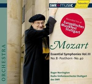 Sinfonien 8+40/Posthorn