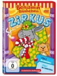 Zirkus-Special: Zirkuslöwen/Zauberzirkus