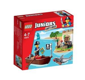 LEGO® Juniors 10679 - Piraten Schatzsuche