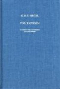 Vorlesung über die Philosophie der Kunst (Berlin 1823)