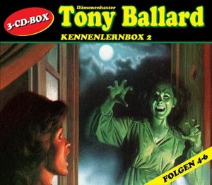Tony Ballard-Kennenlernbox 2