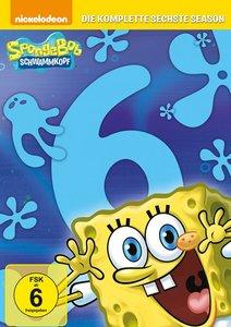 SpongeBob Schwammkopf - Die komplette Season 6