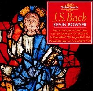 Bach Organ Works Vol.5