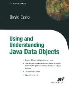 Using and Understanding Java Data Objects