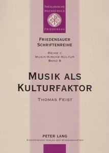Musik als Kulturfaktor