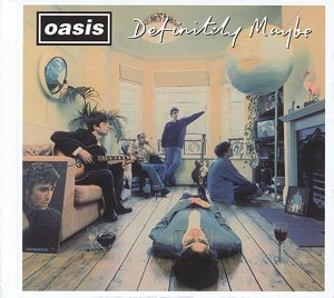 Definitely Maybe(Remastered)Deluxe Edition