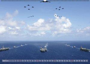 Streitkraft. Militärische Impressionen (Wandkalender 2016 DIN A2