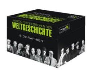 100 bedeutende Personen der Weltgeschichte