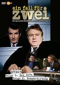 Ein Fall Für Zwei,DVD 3