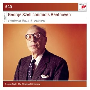 George Szell Conducts Symphonies & Overtures
