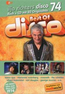disco 74-disco mit Ilja Richter-Buch+CD