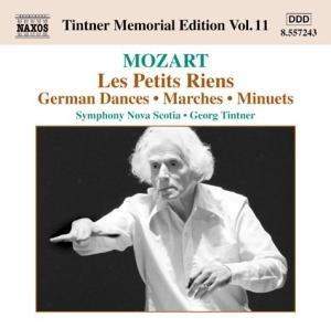 Petits Riens/Deutsche Tänze/+