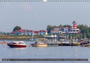 Seenland in der Lausitz (Wandkalender 2016 DIN A3 quer)