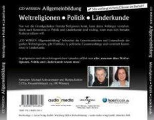 Allgemeinbildung. Weltreligionen - Politik - Länderkunde
