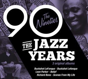 The Jazz Years - The Nineties