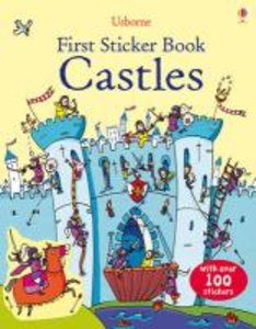 First Sticker Book Castles