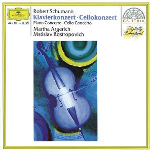 Klavierkonzert A-Moll/Cellokonzert H-Moll