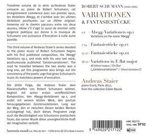 Variationen & Fantasiestücke