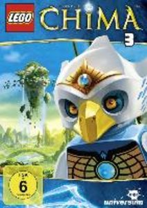 LEGO - Legends of Chima 3 (DVD)